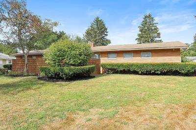 Columbus Single Family Home For Sale: 1409 Wakefield Court W