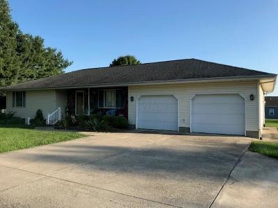Lancaster Single Family Home For Sale: 2569 W Fair Avenue