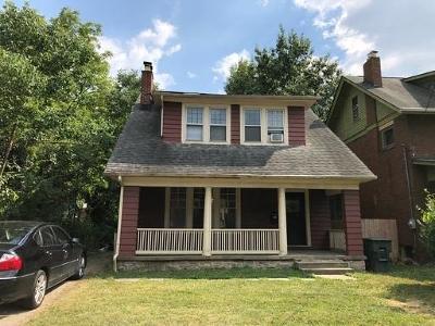 Columbus Single Family Home For Sale: 251 E Lane Avenue