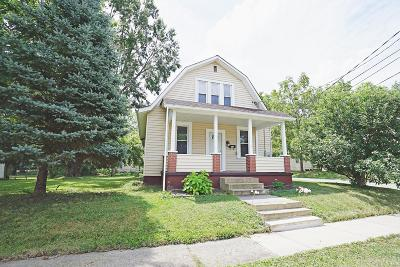 Single Family Home For Sale: 36 Wootring Street