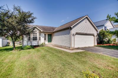 Reynoldsburg Single Family Home For Sale: 3405 Bayspirit Drive
