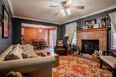 Heath Single Family Home For Sale: 1523 Heatherview Lane