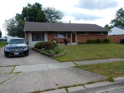 Reynoldsburg Single Family Home For Sale: 6635 Retton Road