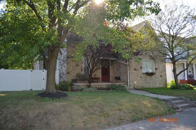 Washington Court House Single Family Home For Sale: 707 N North Street