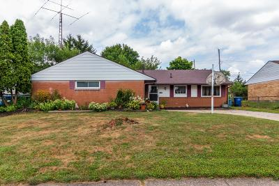 Reynoldsburg Single Family Home For Sale: 1777 Kaiser Drive