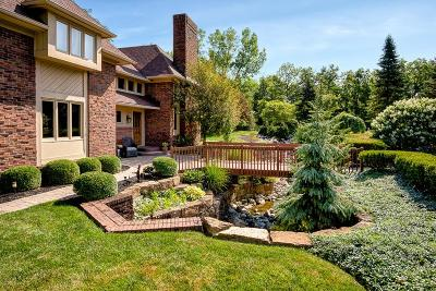 Upper Arlington Single Family Home For Sale: 2460 Stonehaven Court N