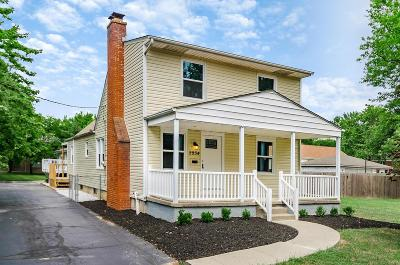 columbus Single Family Home For Sale: 2934 Maryland Avenue