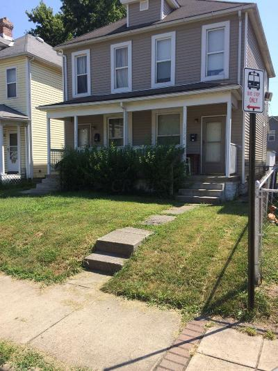 Columbus Multi Family Home For Sale: 1574 S 4th Street