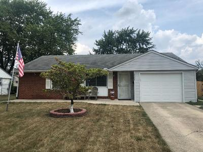 Columbus Single Family Home For Sale: 4702 Henley Avenue