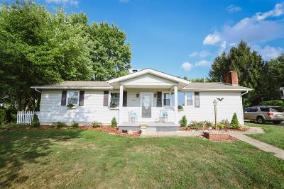 Canal Winchester OH Single Family Home For Sale: $234,900