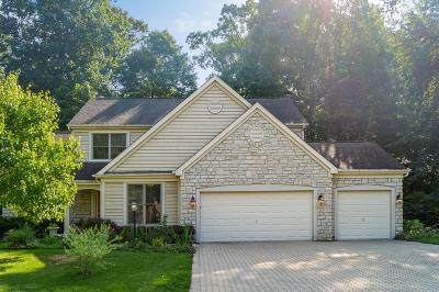 Hilliard Single Family Home For Sale: 4820 Canterwood Court