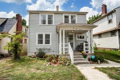 Columbus Single Family Home For Sale: 247 S Roys Avenue