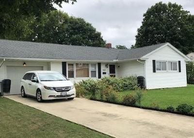 Circleville OH Single Family Home For Sale: $135,900