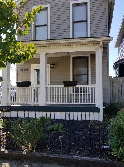 columbus Single Family Home For Sale: 509 E Kossuth Street