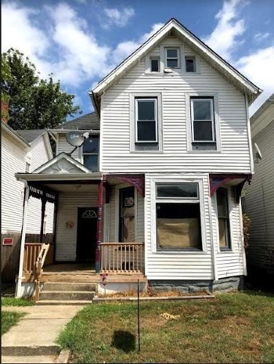 Columbus Single Family Home For Sale: 56 Hawkes Avenue