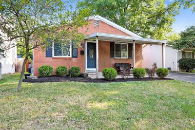 Clintonville Single Family Home For Sale: 376 E Stanton Avenue