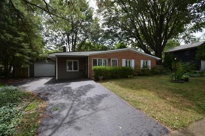 columbus Single Family Home For Sale: 917 Caniff Road