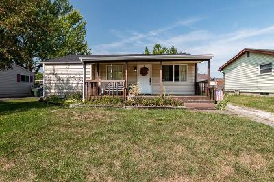 columbus Single Family Home For Sale: 1761 Ripplebrook Road