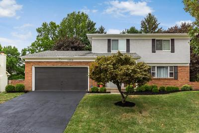 columbus Single Family Home For Sale: 1899 Birkdale Drive