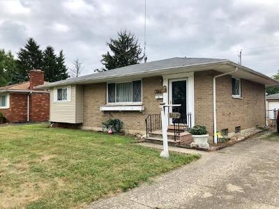 Columbus Single Family Home For Sale: 4279 Colby Avenue