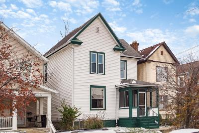 Columbus Single Family Home For Sale: 976 Oakwood Avenue
