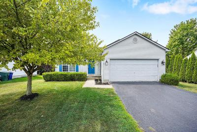Franklin County, Delaware County, Fairfield County, Hocking County, Licking County, Madison County, Morrow County, Perry County, Pickaway County, Union County Single Family Home For Sale: 2659 Westrock Drive