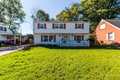 Columbus Single Family Home For Sale: 331 N Murray Hill Road