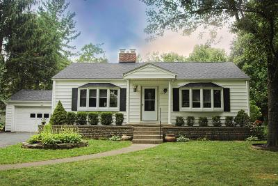 Westerville Single Family Home For Sale: 4528 Central College Road