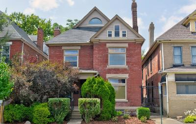 Single Family Home For Sale: 219 N 20th Street