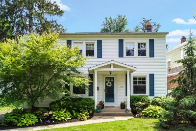 Columbus Single Family Home For Sale: 319 Chatham Road