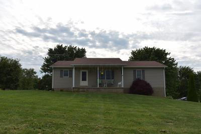 Circleville OH Single Family Home For Sale: $229,900