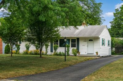 Franklin County, Delaware County, Fairfield County, Hocking County, Licking County, Madison County, Morrow County, Perry County, Pickaway County, Union County Single Family Home For Sale: 2746 Nottingham Road