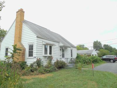 Franklin County, Delaware County, Fairfield County, Hocking County, Licking County, Madison County, Morrow County, Perry County, Pickaway County, Union County Single Family Home For Sale: 296 E Jeffrey Place