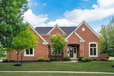 Franklin County, Delaware County, Fairfield County, Hocking County, Licking County, Madison County, Morrow County, Perry County, Pickaway County, Union County Single Family Home For Sale: 6924 Ballantrae Place