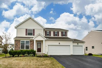 Franklin County, Delaware County, Fairfield County, Hocking County, Licking County, Madison County, Morrow County, Perry County, Pickaway County, Union County Single Family Home For Sale: 689 Gallop Lane