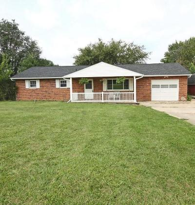 Franklin County, Delaware County, Fairfield County, Hocking County, Licking County, Madison County, Morrow County, Perry County, Pickaway County, Union County Single Family Home For Sale: 456 Old Us Highway 42 SE