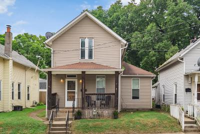 Franklin County, Delaware County, Fairfield County, Hocking County, Licking County, Madison County, Morrow County, Perry County, Pickaway County, Union County Single Family Home For Sale: 63 Wilwood Avenue