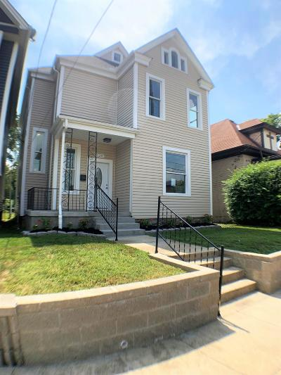 Franklin County, Delaware County, Fairfield County, Hocking County, Licking County, Madison County, Morrow County, Perry County, Pickaway County, Union County Single Family Home For Sale: 1201 E Long Street