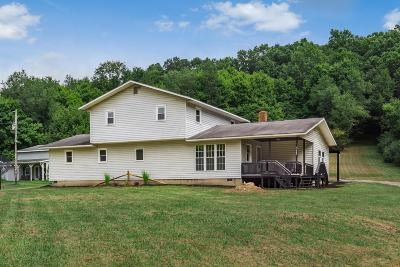 Franklin County, Delaware County, Fairfield County, Hocking County, Licking County, Madison County, Morrow County, Perry County, Pickaway County, Union County Single Family Home For Sale: 9689 Stickle Road
