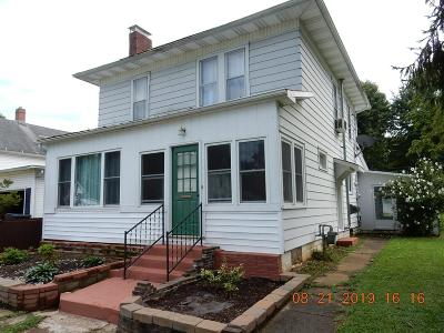 Mount Vernon Single Family Home For Sale: 502 Ridgewood Avenue