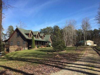 Franklin County, Delaware County, Fairfield County, Hocking County, Licking County, Madison County, Morrow County, Perry County, Pickaway County, Union County Single Family Home For Sale: 16740 Skinner Road