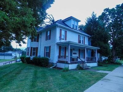 Franklin County, Delaware County, Fairfield County, Hocking County, Licking County, Madison County, Morrow County, Perry County, Pickaway County, Union County Multi Family Home For Sale: 590 Mount Vernon Road