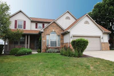 Franklin County, Delaware County, Fairfield County, Hocking County, Licking County, Madison County, Morrow County, Perry County, Pickaway County, Union County Single Family Home For Sale: 8878 Kingsley Drive