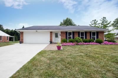 Franklin County, Delaware County, Fairfield County, Hocking County, Licking County, Madison County, Morrow County, Perry County, Pickaway County, Union County Single Family Home For Sale: 761 Liverpool Place