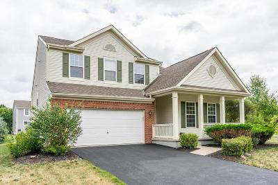 Franklin County, Delaware County, Fairfield County, Hocking County, Licking County, Madison County, Morrow County, Perry County, Pickaway County, Union County Single Family Home For Sale: 1629 Sotherby Crossing