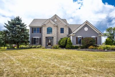 Westerville Single Family Home For Sale: 5298 Medallion Drive W