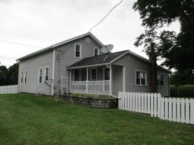 Fredericktown Single Family Home For Sale: 19798 Waterford Road
