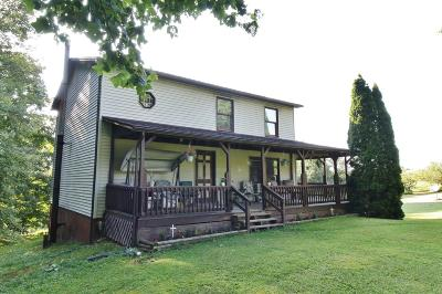 Frazeysburg Single Family Home For Sale: 14221 County Road 3