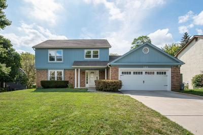 Westerville Single Family Home For Sale: 133 Spring Valley Road