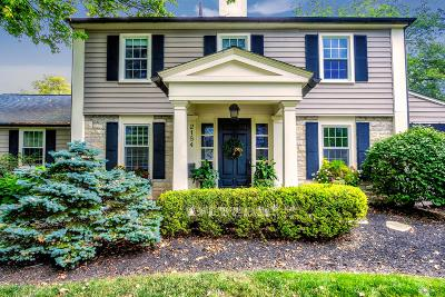 Columbus Single Family Home For Sale: 2154 Tremont Road